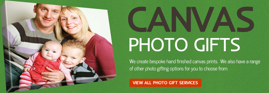 Canvas Photo Gifts
